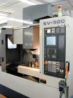 high speed machining applied