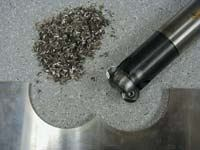 highly abrasive powder metal materials