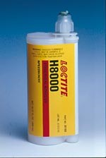 Cacrylic adhesive