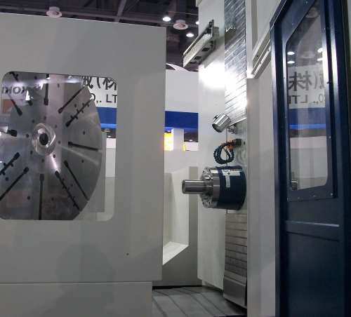 HNK boring machine