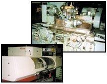 Hobart's grinding department