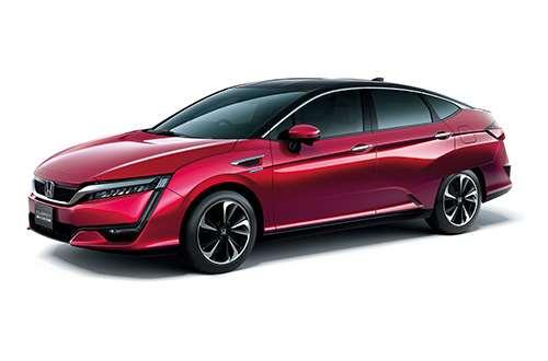 Clarity Fuel Cell de Honda