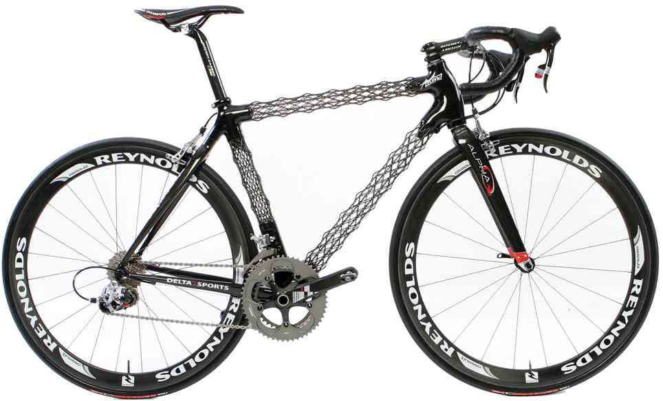 Isotruss bicycle