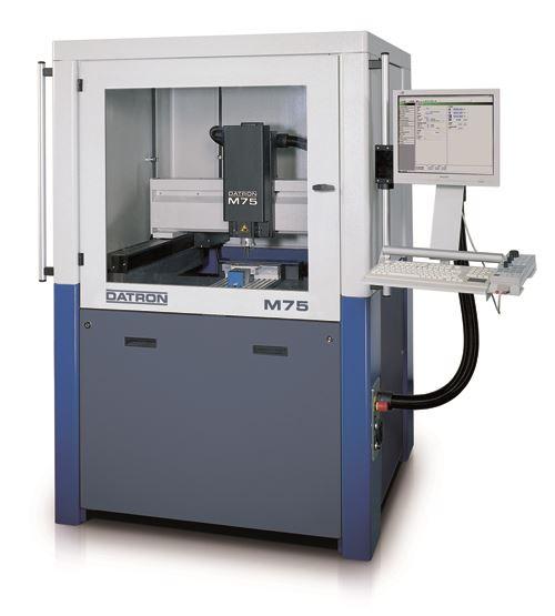 Datron dynamics machining center