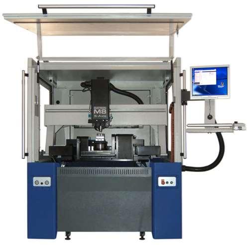 Datron machining center
