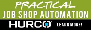 Hurco Practical Job Shop Automation