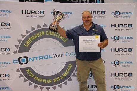 Hurco VMX42i CNC mill