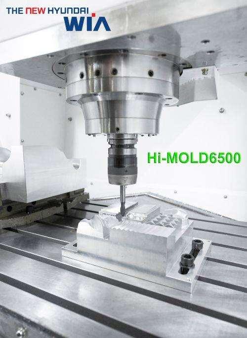 Hyundai Wia Hi-Mold6500