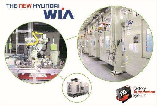 Hyundai Wia Factory Automation System