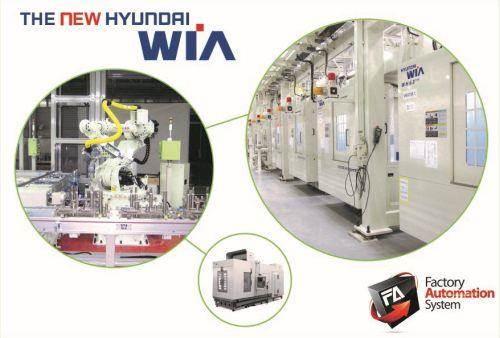 Hyundai Wia Factory Automation System