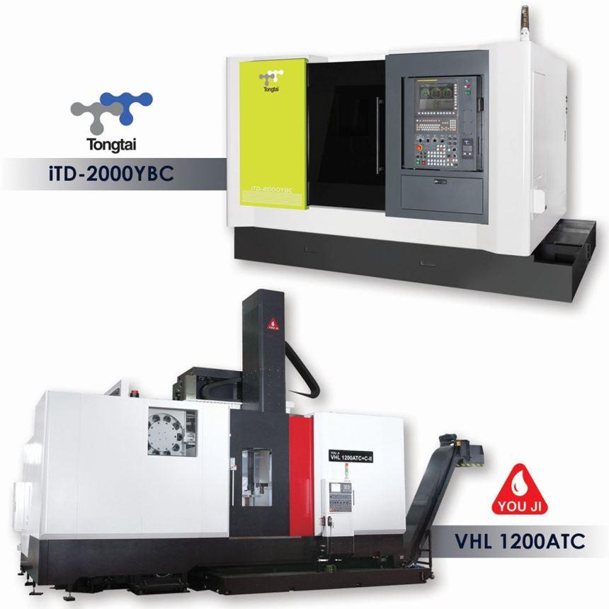 iTD-2000YBC CNC  VHL-1200ATC