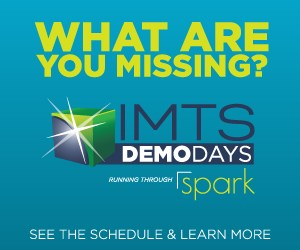 What Are You Missing? IMTS Demo Days