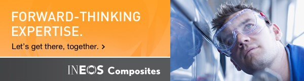 INEOS Composites - Forward-Thinking Expertise.