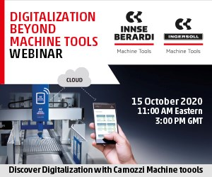 Webinar DIGITALIZATION BEYOND MACHINE TOOLS