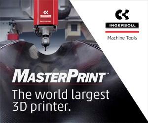 MasterPrint the largest 3D printer