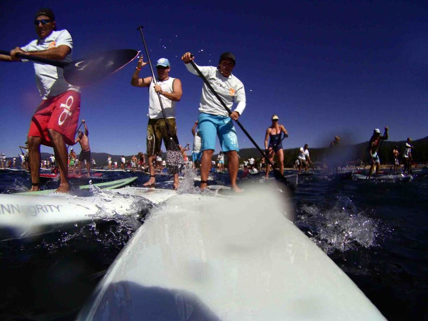 Island Surfboard SUP