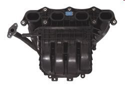 Picture of injection molded intake manifold for GM Ecotec engine