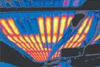 IR thermal imaging