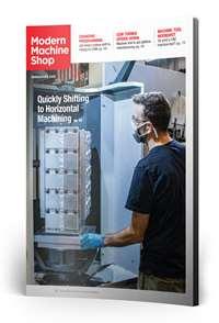 February Modern Machine Shop Magazine Issue