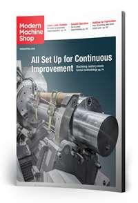 March Modern Machine Shop Magazine Issue