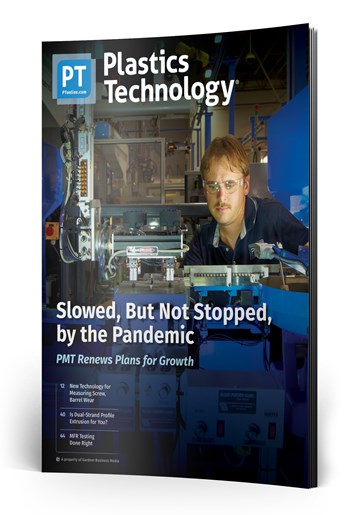 Plastics Technology March 2021Plastics Technology March 2021