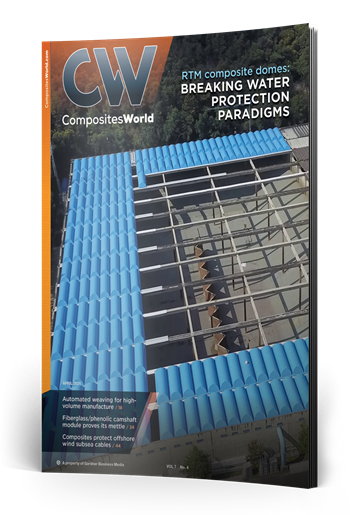 CompositesWorld April 2021 issue