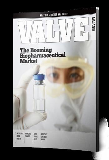 VALVE Magazine Winter 2021
