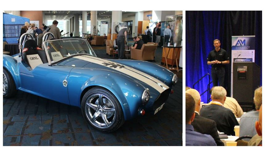 Jay rogers and Shelby Cobra