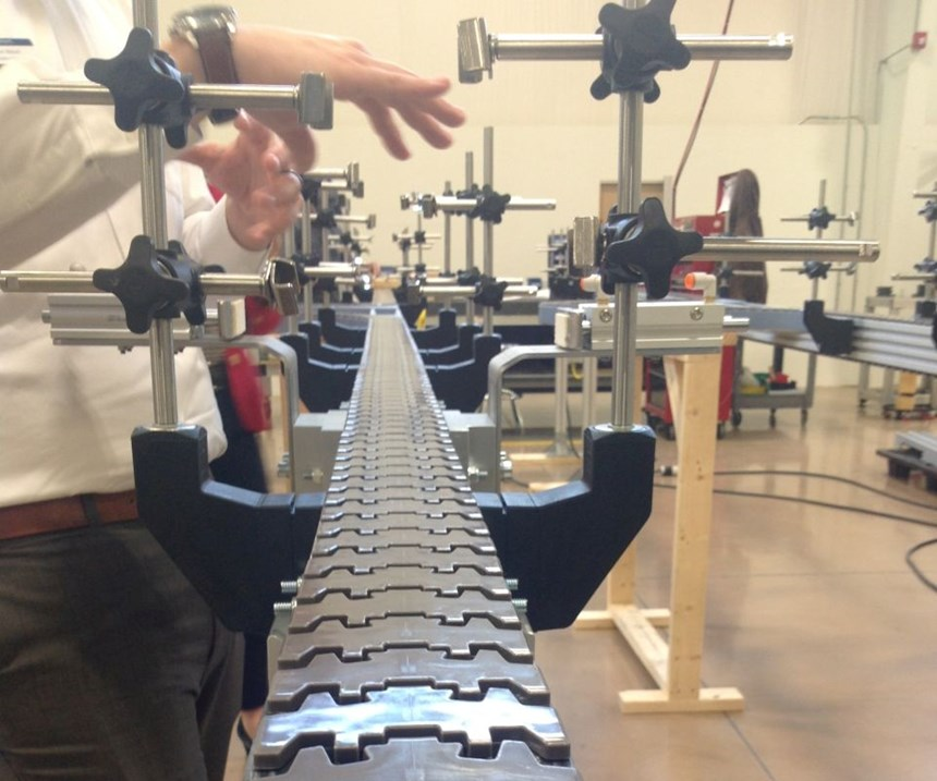 conveyor belt engineered by Simplimatic Automation