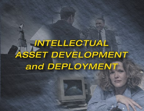 Diversity in the development and deployment of intellectual assets