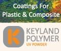 Keyland Polymer UV Cured Powder Coatings ad