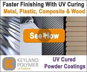 Keyland Polymer UV Cured Powder Coatings