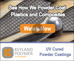 Keyland Polymer UV Cured Powder Coatings
