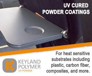 基兰聚合物UV固化粉末涂料