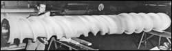 Barrier-screw designer Robert Dray