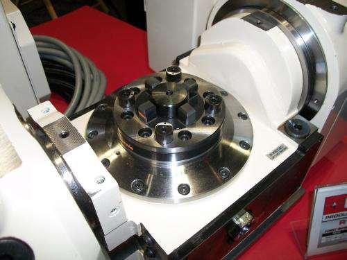 Koma rotary table