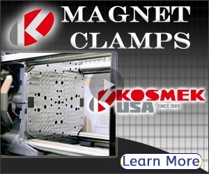 Magnet Clamps for Injection Molding