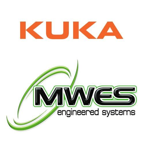 MWES with Kuka at IMTS