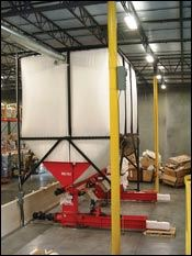Largest installation of EPS compactors