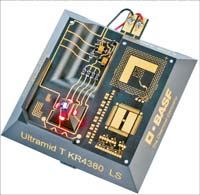 Laser direct structuring (LDS)