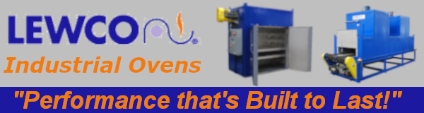 LEWCO Industrial Ovens