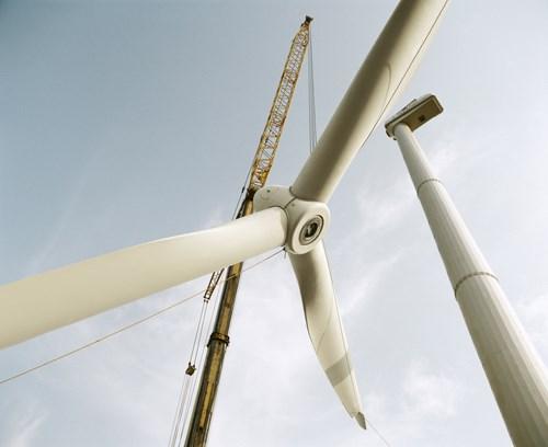 LM Glasfiber turbine