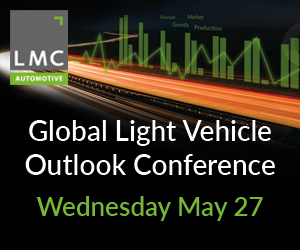 LMC Global Light Vehicle Outlook Conference