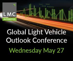 LMC Global Light Vehicle Outlook Conference