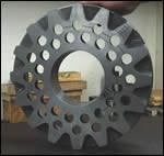 locomotive motor part