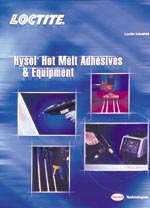 Hysol hot-melt adhesives and equipment brochure