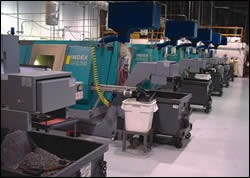 Machine Tools Manufactured by Index Corp.,