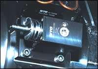 machine-mounted Hydrogage system