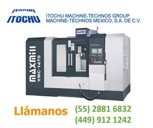 MACHINE-TECHNOS MEXICO, S.A. DE C.V.