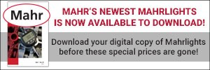 Mahr's newest Mahrlights is available for download